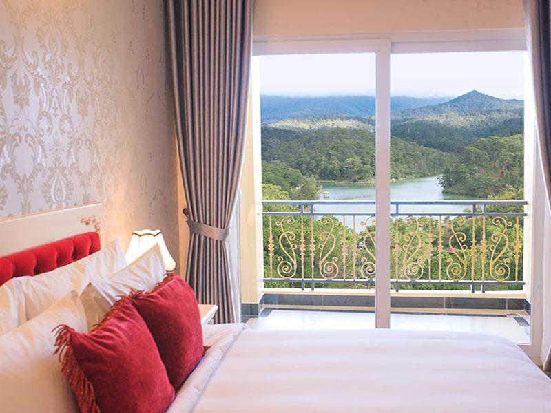 Đặt phòng khách sạn tại Đà Lạt thế nào là chuẩn tiện ích?
